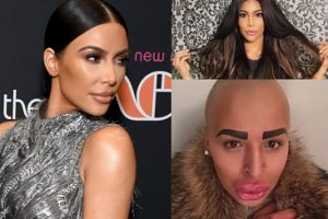 """Kim Kardashian o fankach wydających miliony, by wyglądać jak ona: """"Ludzie powinni robić to, co daje im szczęście"""""""