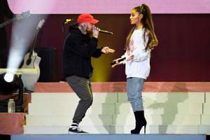 """Ariana Grande próbowała uratować Mac Millera? """"Nikt go bardziej nie wspierał niż ona"""""""