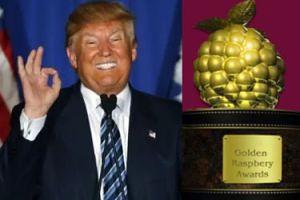 Złote Maliny rozdane! Donald Trump został... najgorszym aktorem