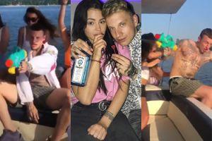 Smolasty naśladuje Tygę, byłego Kylie Jenner? Pochwalił się nagraniami z kulis nowego teledysku