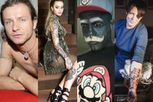 Nieudane tatuaże gwiazd: od wpadki Ariany Grande po słynnego Indianina Majdana (ZDJĘCIA)