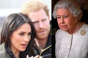 """Konflikt królowej z Meghan się zaostrza? """"Jest jak rak, który trzeba wyciąć jak najszybciej"""""""