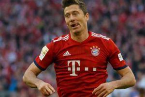 """Bayern potwierdza bójkę Lewandowskiego: """"Były rękoczyny, piłkarze nie zostaną ukarani"""""""