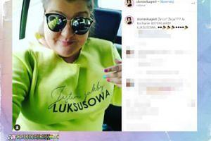 """Dominika Gwit przekonuje, że """"jest jakby luksusowa"""""""