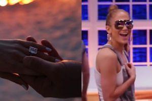 """Jennifer Lopez zaręczyła się z Alexem Rodriguezem! """"Byliśmy sobie przeznaczeni"""""""
