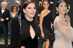 Rozdanie nagród Bambi: zjawiskowa Loren, smukła Cruz i piękna Liv Tyler (ZDJĘCIA)