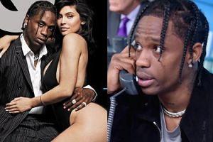 Afer u Kardashianów ciąg dalszy: Kylie posądza Travisa O ZDRADĘ!