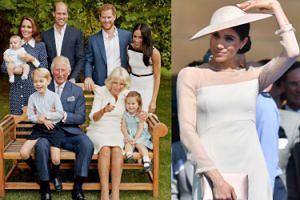 """Opublikowano urodzinowe zdjęcia księcia Karola. Meghan znowu """"złamała protokół"""""""