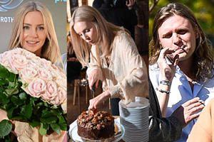 Agnieszka Szulim świętuje 41. urodziny w modnej knajpce (ZDJĘCIA)