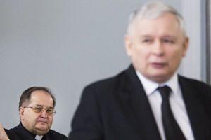 Konflikt na linii Kaczyński-Rydzyk. Ojciec Dyrektor ZAŁOŻYŁ WŁASNĄ PARTIĘ!