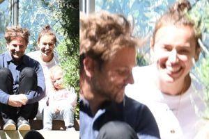 Bradley Cooper i Irina Shayk dementują plotki o kryzysie. Zobaczcie nowe wspólne zdjęcia pary! (FOTO)