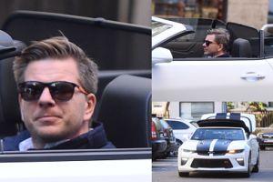 Filip Chajzer szpanuje samochodem za 200 tysięcy złotych (ZDJĘCIA)