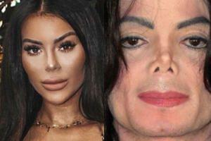 """Wiktoria z """"Warsaw Shore"""" zaczyna przypominać Michaela Jacksona (FOTO)"""