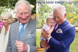 Fotograf pokazał niepublikowane wcześniej zdjęcia z urodzin księcia Karola (FOTO)