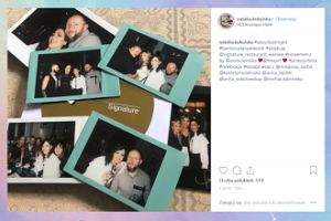 """Natalia Kukulska chwali się """"bardzo udanym wieczorem"""""""