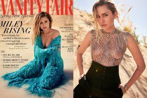"""Wyzwolona Miley Cyrus filozoficznie o związkach: """"Płeć jest bardzo małą, prawie NIEISTOTNĄ częścią relacji"""""""