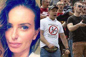 """Monika Goździalska ma córkę lesbijkę. Celebrytka jest oburzona wydarzeniami w Białymstoku: """"Wstydzę się, że jestem Polką"""""""