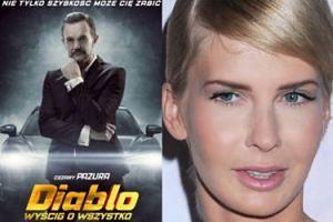 """Żona Pazury krytykuje plakat z filmu """"Diablo"""": """"Mój mąż wygląda jak po kilku nieudanych operacjach plastycznych!"""""""