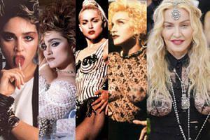 Skandalistka, trendsetterka, królowa muzyki pop - Madonna kończy dziś 60 lat! (ZDJĘCIA)