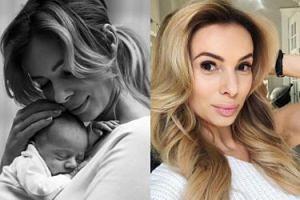 """Izabela Janachowska świętuje miesiąc swojego synka. """"Każdy dzień z nim to wspaniała, wypełniona miłością przygoda"""""""