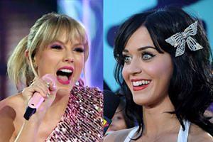 Perry i Swift znów się przyjaźnią? Taylor dodała piosenkę Katy do swojej playlisty