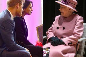 """Elżbieta II odwiedziła Meghan Markle w jej """"chatce"""": """"Królowa była pierwszą osobą, która przyszła z wizytą do Frogmore"""""""