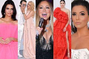 Cannes 2019: Kendall Jenner, Pamela Anderson z synem, Mariah Carey i Eva Longoria bawią się na gali amfAR (DUŻO ZDJĘĆ)
