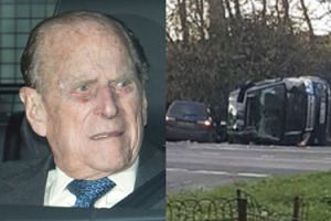 97-letni książę Filip ODDAŁ swoje prawo jazdy!