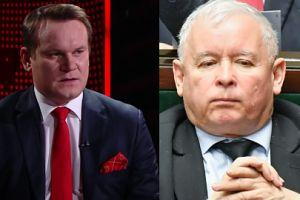 """Dominik Tarczyński: """"Lepiej być sto razy strofowanym przez prezesa niż raz pochwalonym przez Tuska"""""""