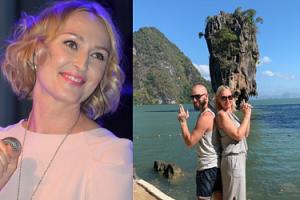 """Anita Lipnicka chwali się wakacjami w Tajlandii: """"To jest ta słynna wyspa Jamesa Bonda"""""""