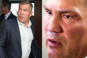 Dariusz Michalczewski uznany winnym pobicia żony! Nie przyznaje się do winy...