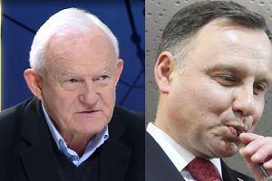 """Miller o drugiej kadencji Dudy: """"Tusk jest jedynym zagrożeniem"""""""