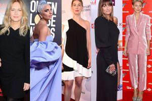 Najlepsze stylizacje tygodnia: drapieżna Lewandowska, skromna Torbicka, zniewalająca Gaga (ZDJĘCIA)