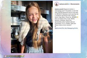 Córka Martyny Wojciechowskiej przeciw futrom