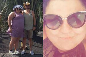 """Dominika Gwit """"czuje się szczęśliwa grubsza o 25 kg"""" na wakacjach. W sieci chwali się zdjęciami w bikini (FOTO)"""
