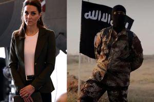 """Terroryści z ISIS planowali ZAMACH NA KATE MIDDLETON. """"Wiemy, co je - ZATRUJCIE TO"""""""