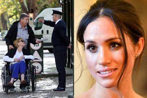 Siostra Meghan Markle próbowała wtargnąć do Pałacu Kensington! Zatrzymali ją ochroniarze (FOTO)