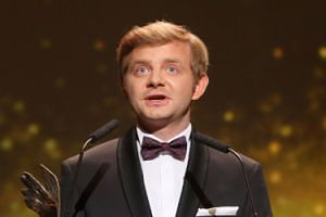 """Rafał Zawierucha szacuje szanse swojej postaci w montażu: """"Nawet sekunda czy dwie to będzie wielka radość"""""""
