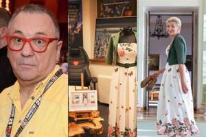 Agata Duda przekazała na WOŚP sukienkę w kwiaty i zdjęcie z autografem
