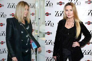 Stylowa Małgorzata Rozenek i elegancka Hannna Lis pozują na prezentacji biżuterii (ZDJĘCIA)
