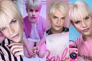 Poznajcie brazylijskiego youtubera, który zasłynął w sieci dzięki OBSESJI na punkcie lalek Barbie (ZDJĘCIA)
