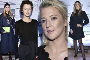 Zmęczona Jessica Mercedes i rzadko widywana Monika Brodka na kolacji z gwiazdami (ZDJĘCIA)