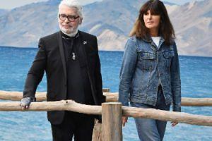 Virginie Viard, prawa ręka Lagerfelda, ZASTĄPI go na stanowisku dyrektora kreatywnego Chanel