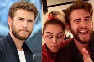 """Liam Hemsworth o rozstaniu z Miley Cyrus: """"Wszelkie cytaty, które krążą, są NIEPRAWDZIWE!"""""""
