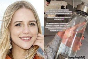 """Jessica Mercedes zadziwia na Instagramie: """"Kryształ górski stanowi tarczę odbijającą negatywne wibracje zawiści"""""""