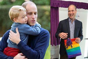 """Odważne wyznanie księcia Williama: """"Nie miałbym problemu z tym, gdyby moje dzieci okazały się homoseksualne"""""""