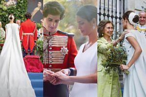 Hiszpański książę Fernando wziął ślub! Tak wyglądała bajkowa uroczystość (ZDJĘCIA)