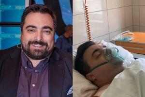 Tomasz Sekielski poddał się operacji zmniejszenia żołądka. Pokazał nagranie ze szpitala (WIDEO)