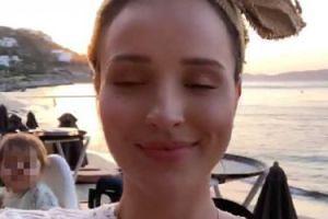 Marina pokazała nie tylko twarz Klary Lewandowskiej. Na story pojawił się Liam (FOTO)