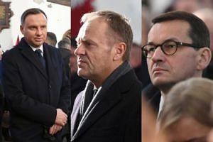 Dziś pogrzeb Pawła Adamowicza. W uroczystości wzięli udział Andrzej Duda, Donald Tusk i Mateusz Morawiecki (ZDJĘCIA)